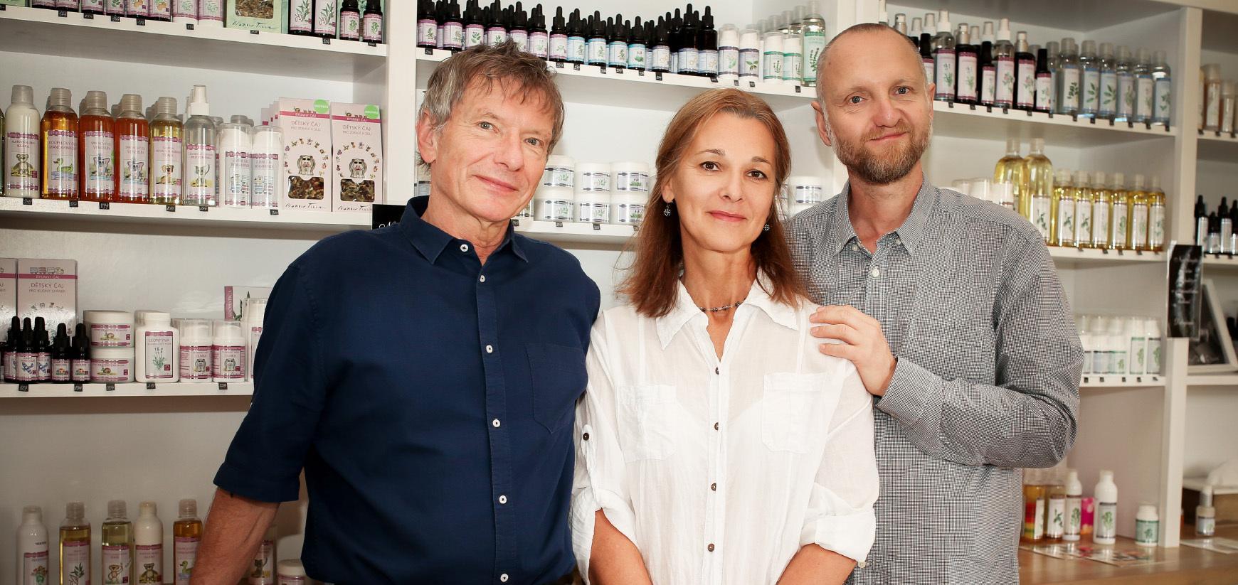 Sen o smysluplném místě pro práci i život - přírodní kosmetika Nobilis Tilia