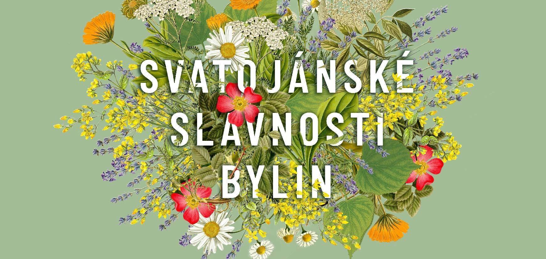 Svatojánské slavnosti bylin - přírodní kosmetika Nobilis Tilia