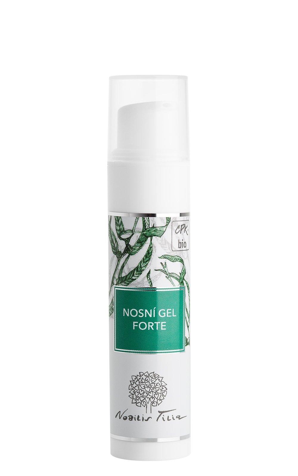 Nosní gel Forte: 15 ml