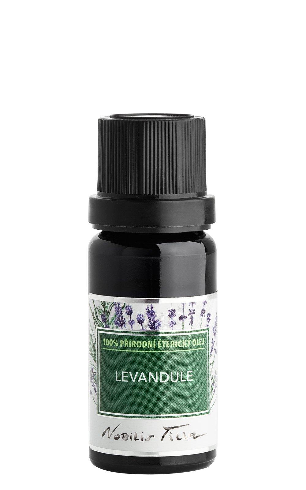 Éterický olej Levandule: 10 ml