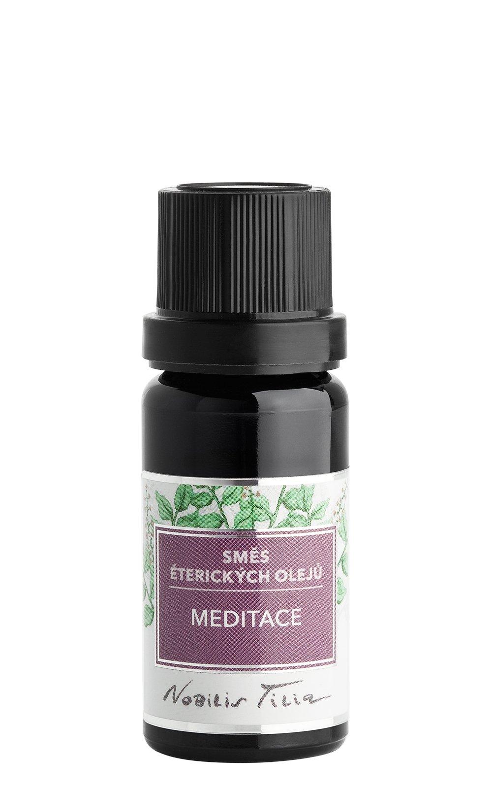 Směs éterických olejů Meditace: 10 ml