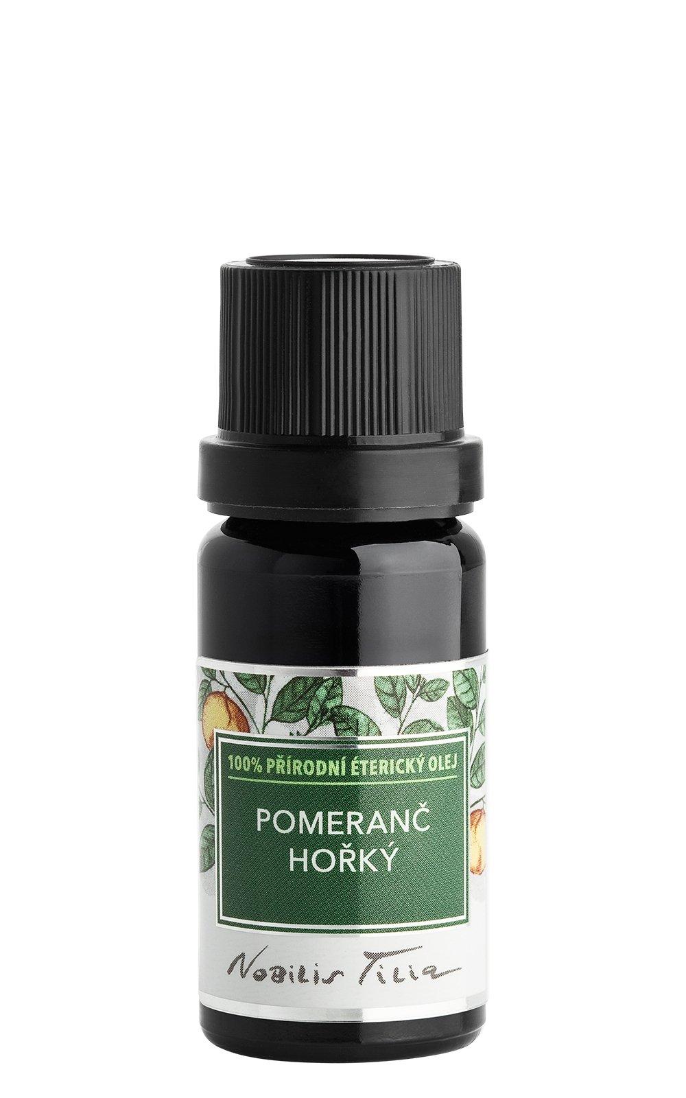 Éterický olej Pomeranč, hořký: 10 ml