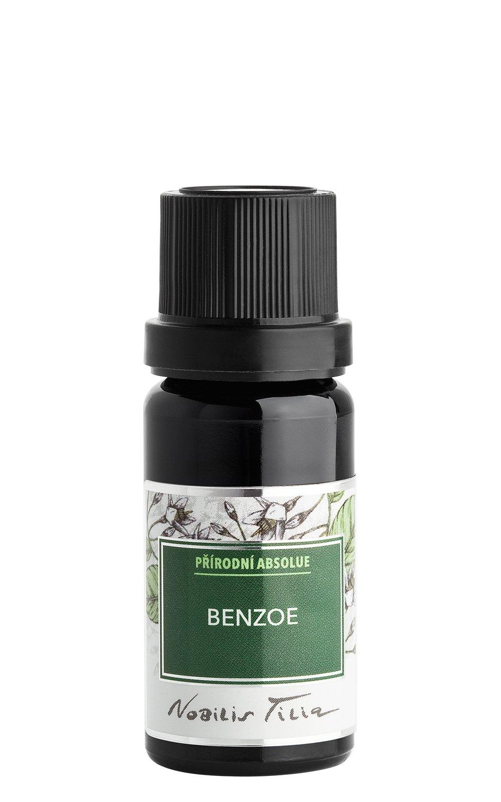 Benzoe absolue 50%: 10 ml