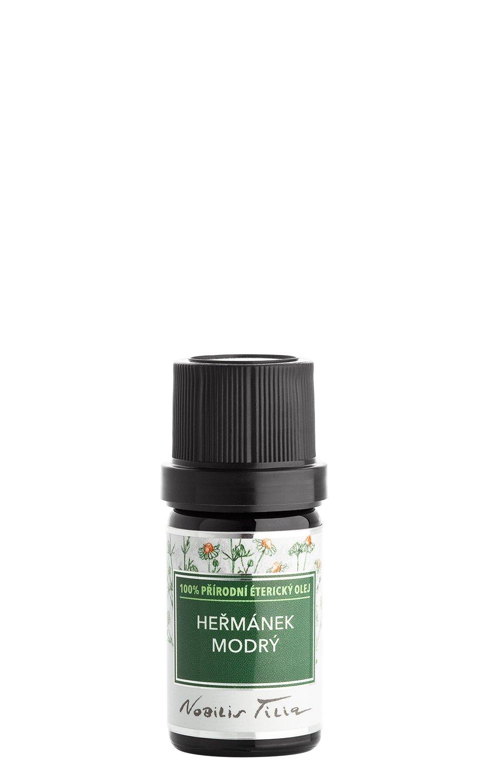 Éterický olej Heřmánek modrý: 5 ml