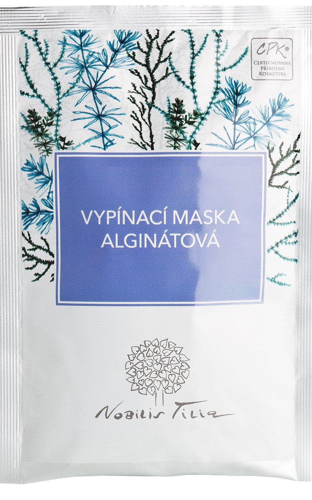 Vypínací maska alginátová: 30 g