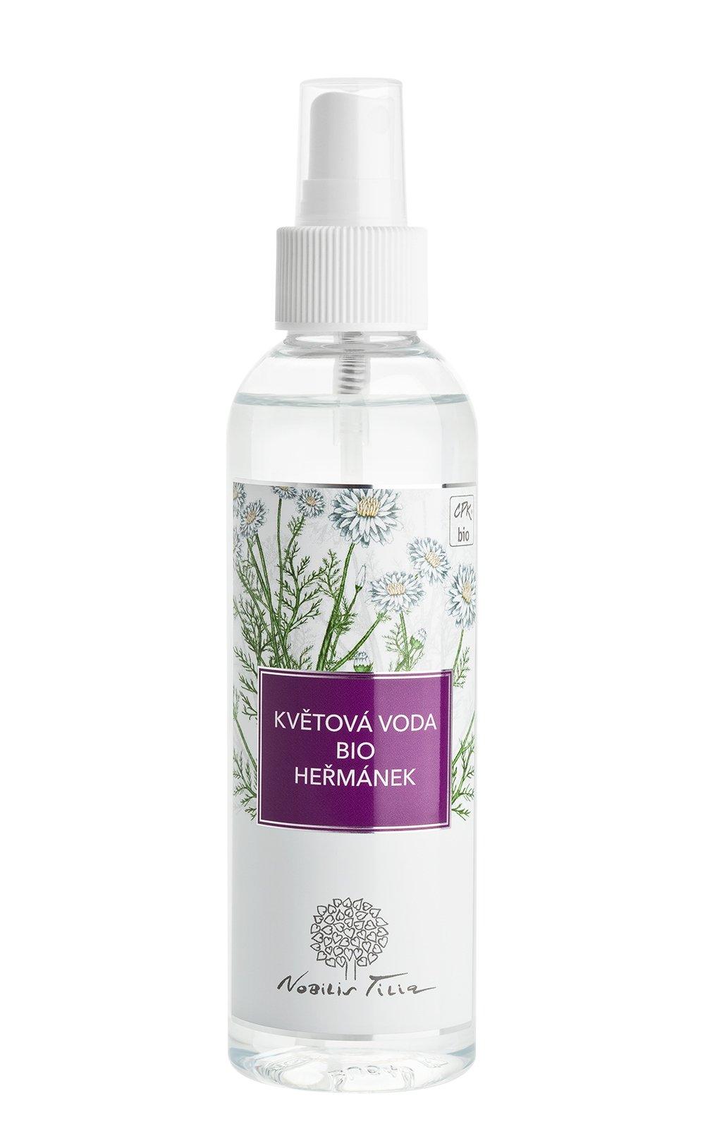 Květová voda BIO Heřmánek: 200 ml plast