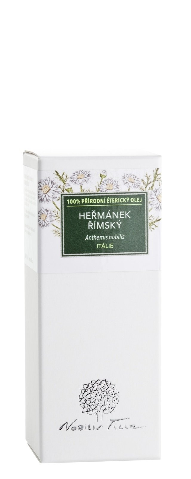 Éterický olej Heřmánek římský: 1 ml