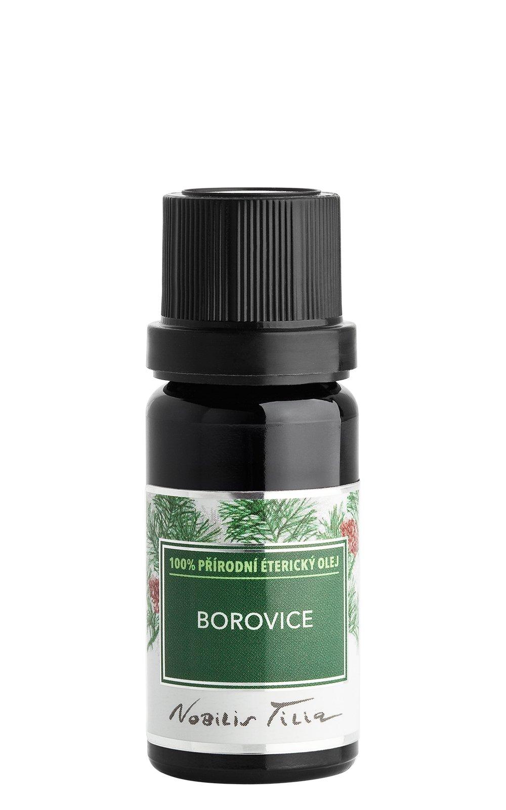 Éterický olej Borovice: 10 ml