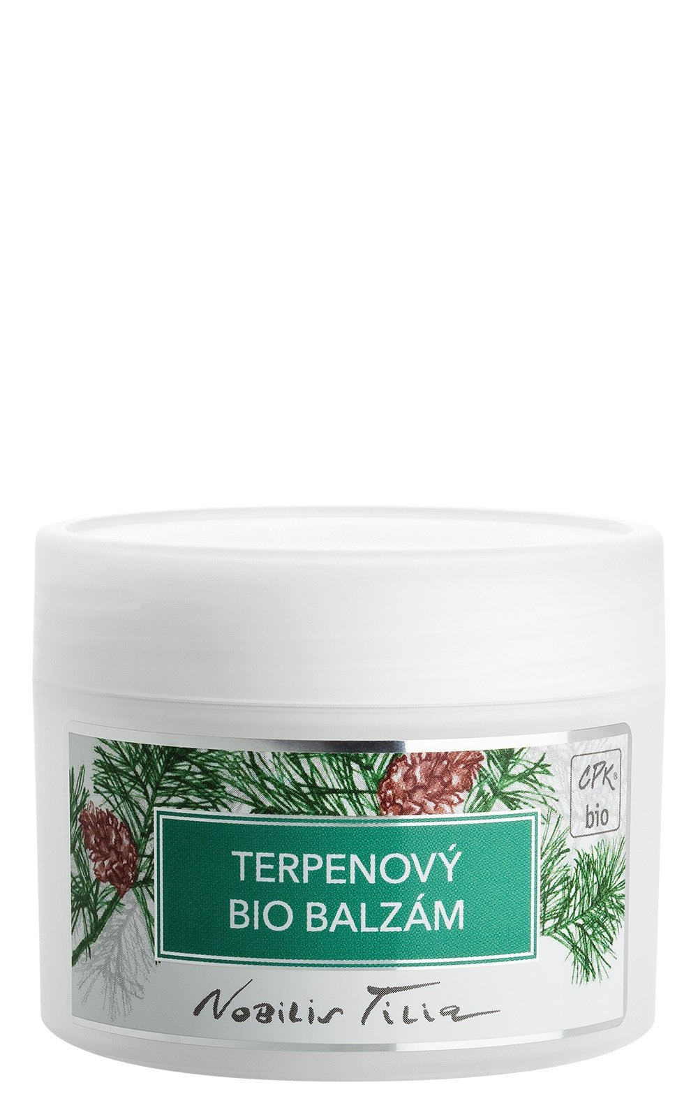 Terpenový bio balzám: 50 ml