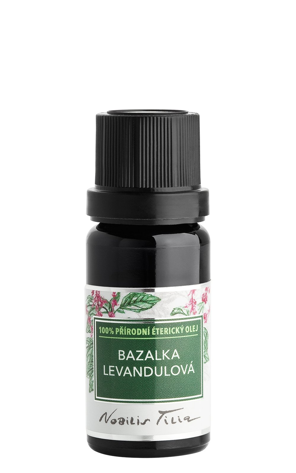 Éterický olej Bazalka levandulová: 10 ml