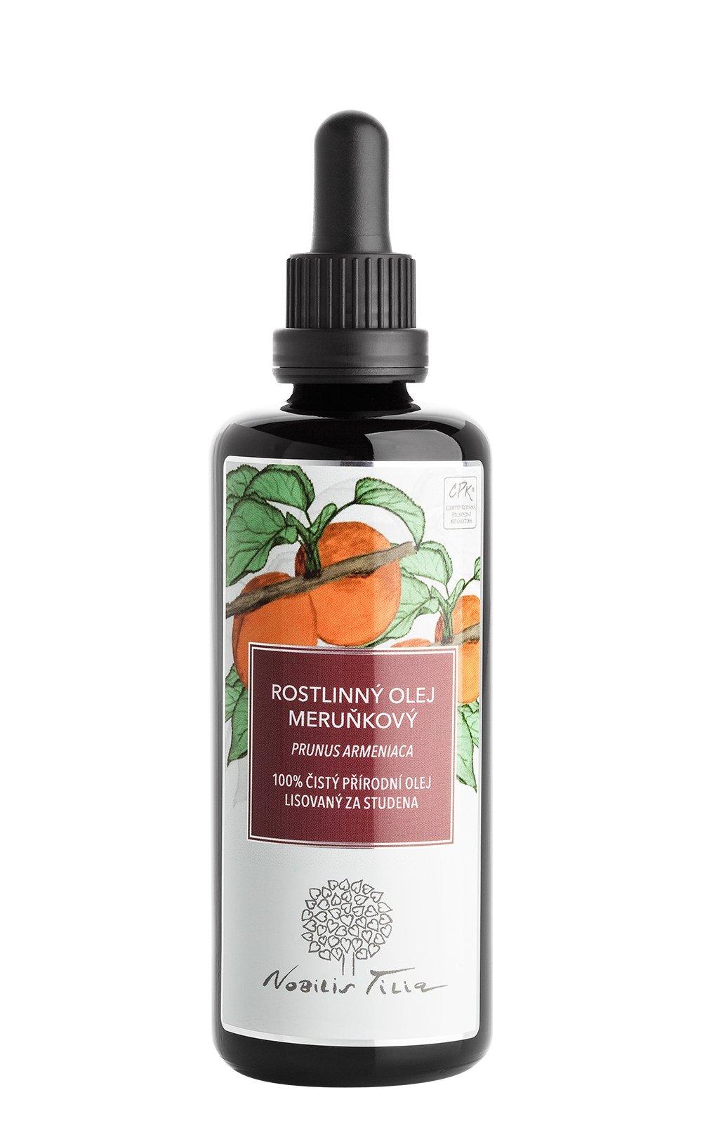 Meruňkový olej: 100 ml