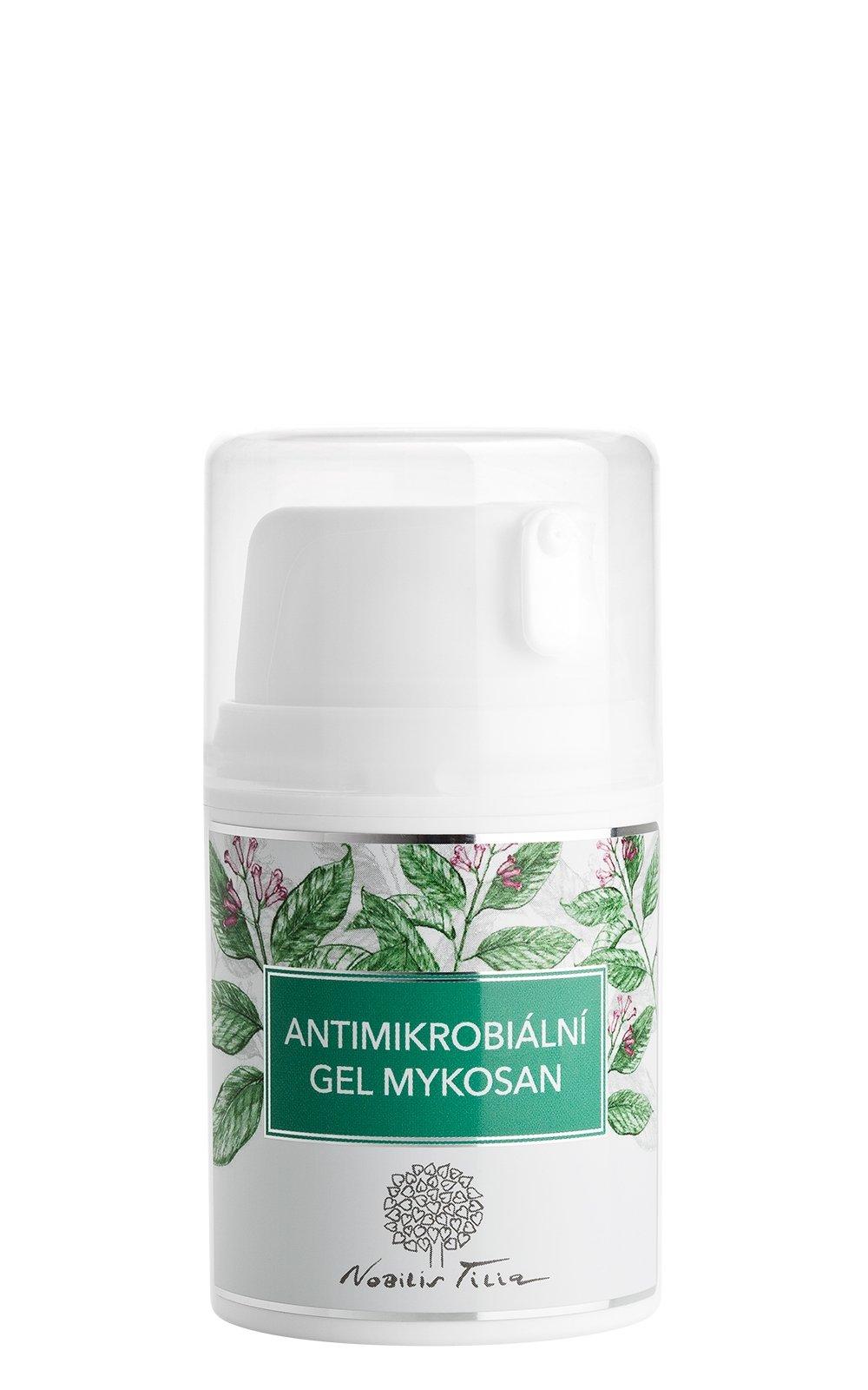 Antimikrobiální gel Mykosan: 50 ml
