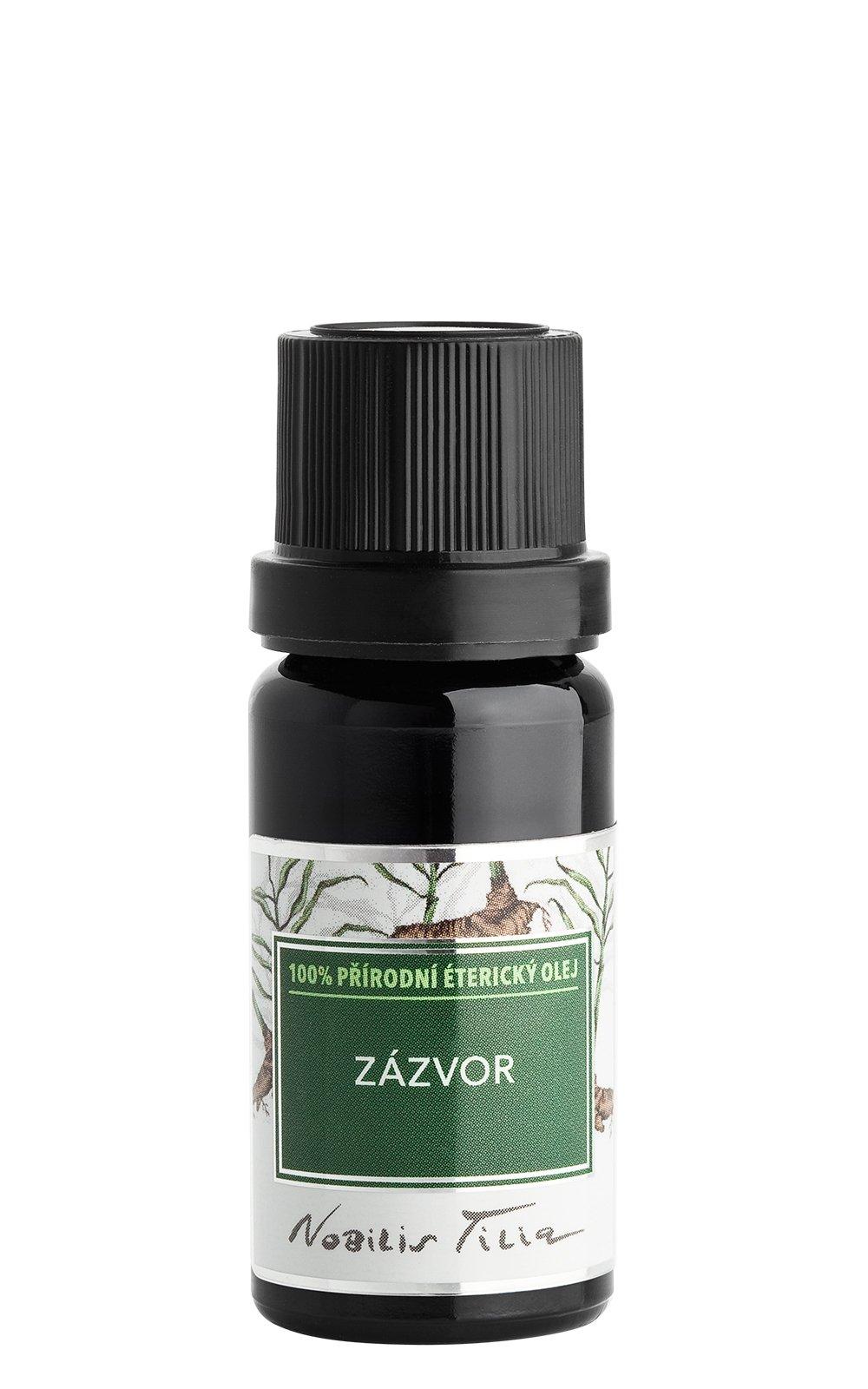 Éterický olej Zázvor: 10 ml