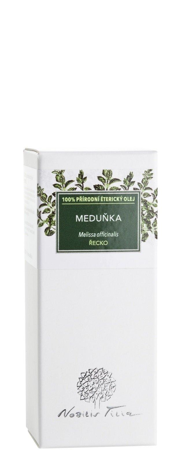 Éterický olej Meduňka: 1 ml