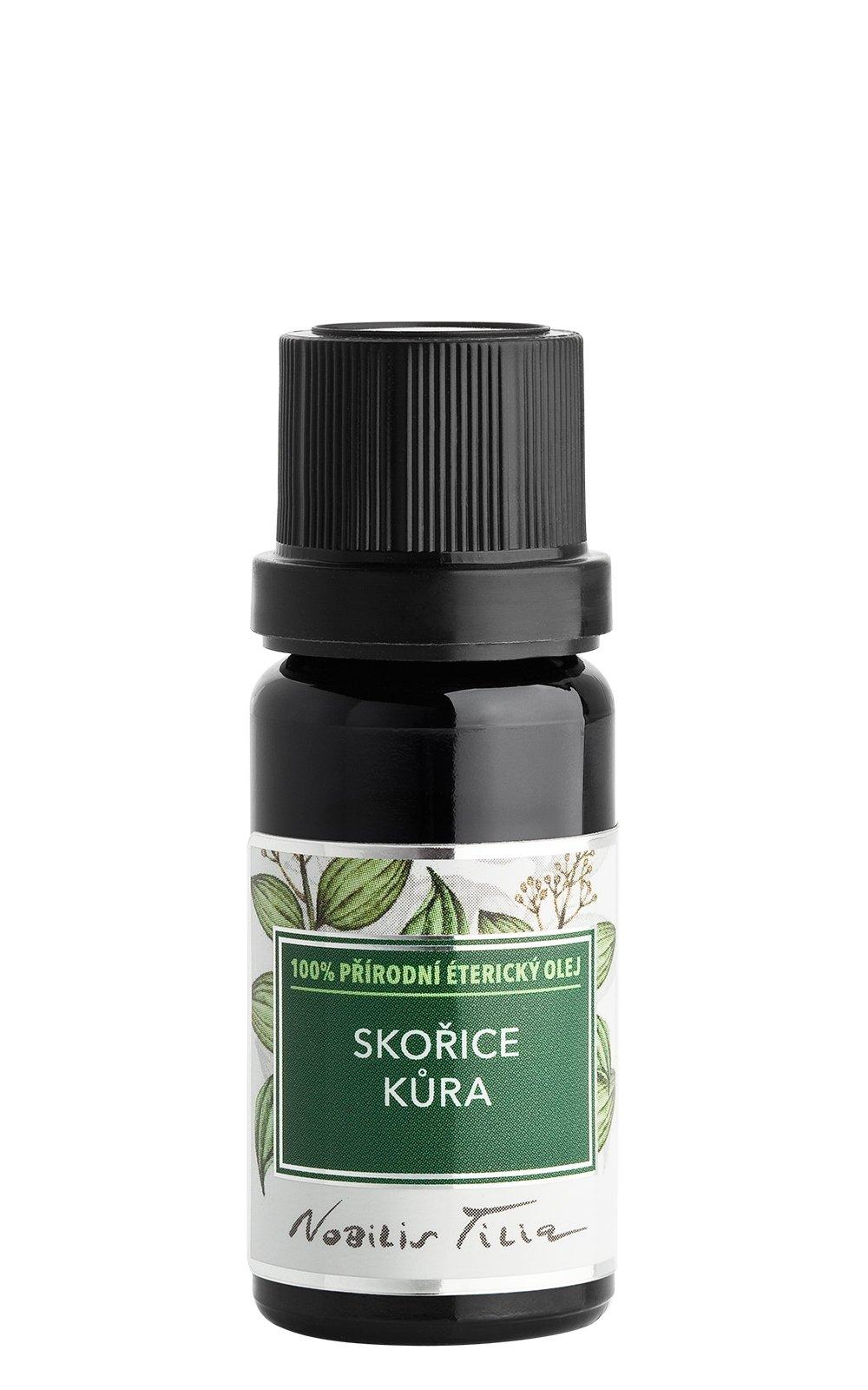 Éterický olej Skořice, kůra: 10 ml