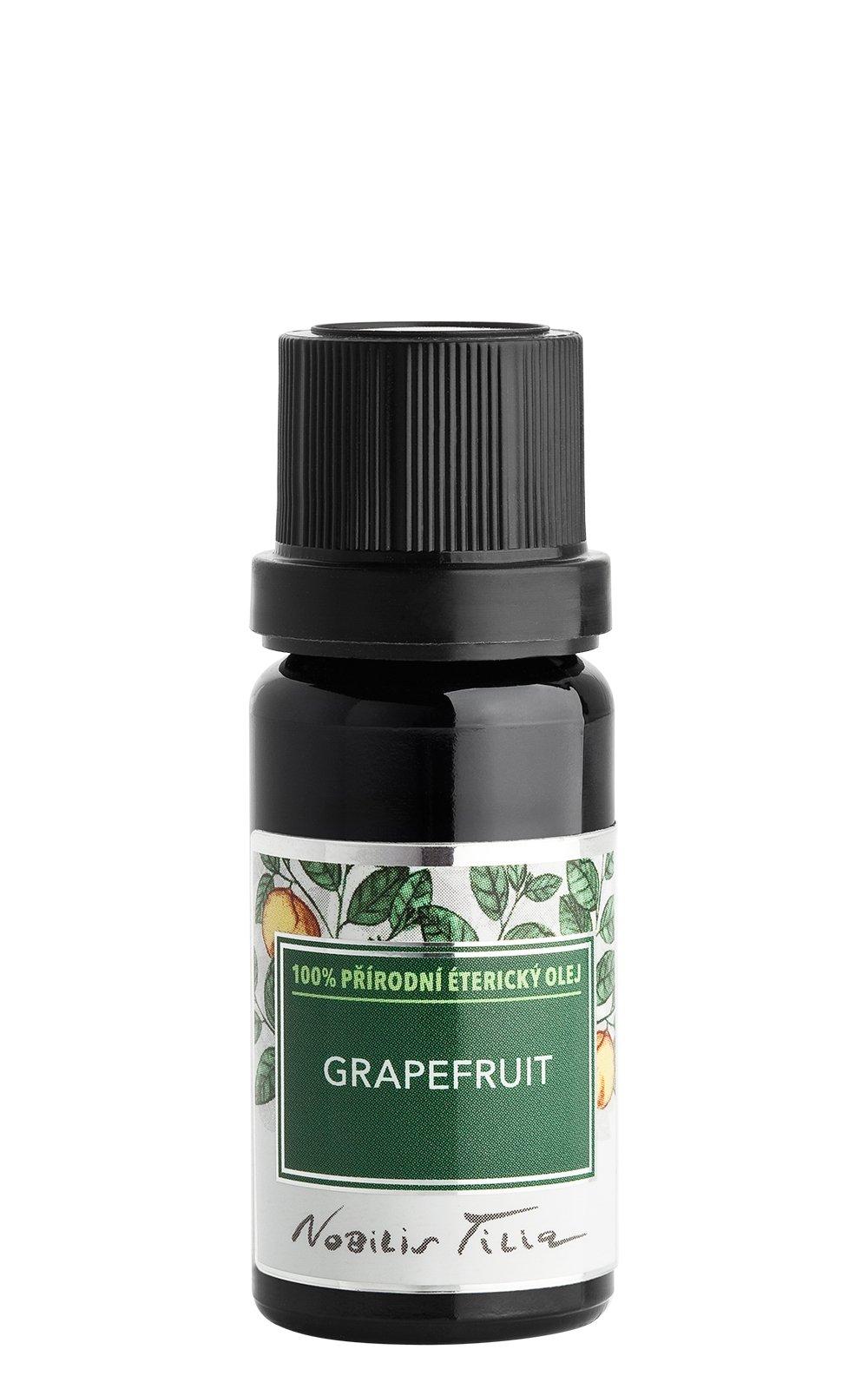 Éterický olej Grapefruit: 10 ml
