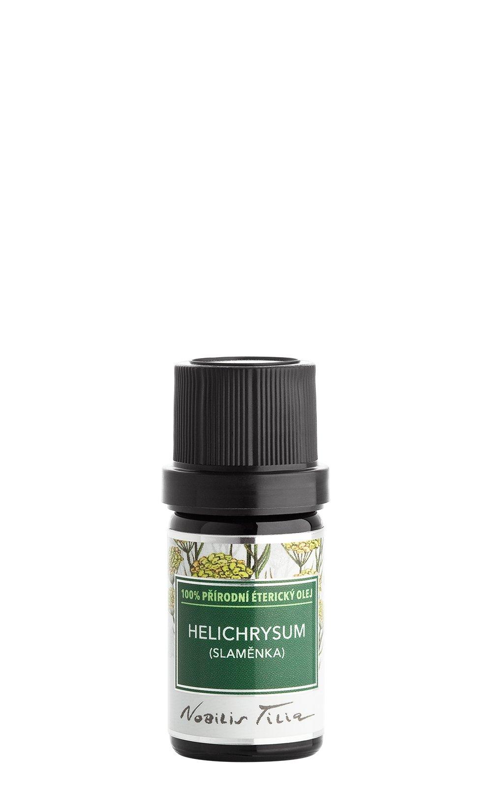 Éterický olej Helichrysum (slaměnka): 5 ml