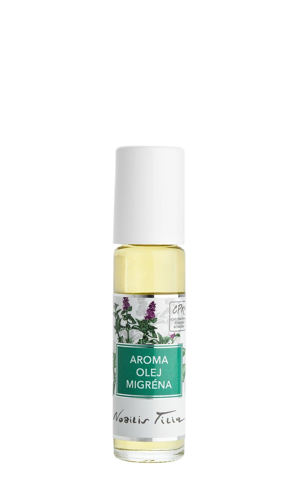 Aroma olej Migréna: 10 ml