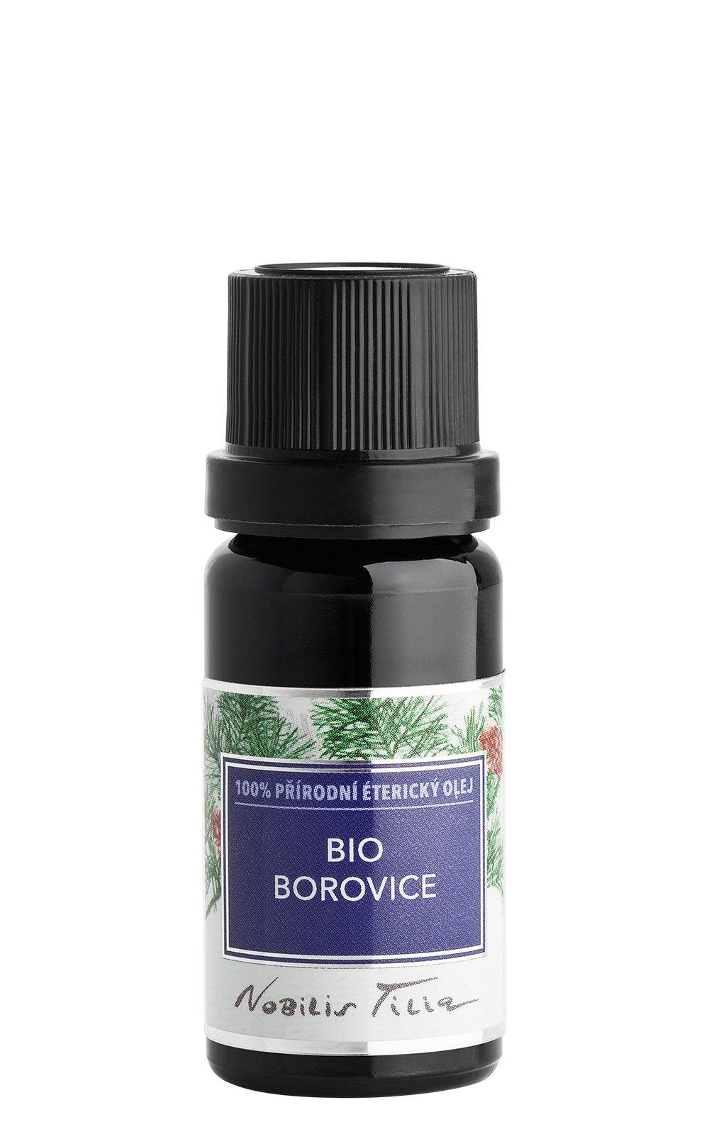 Éterický olej bio Borovice: 10 ml