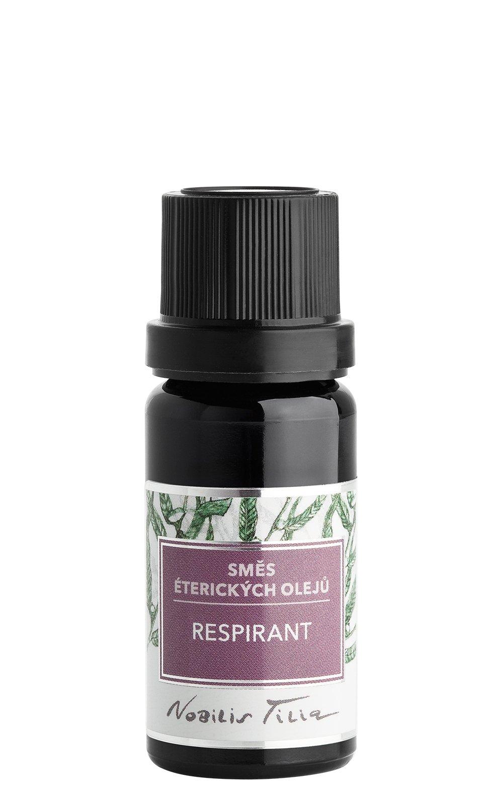 Směs éterických olejů Respirant: 10 ml