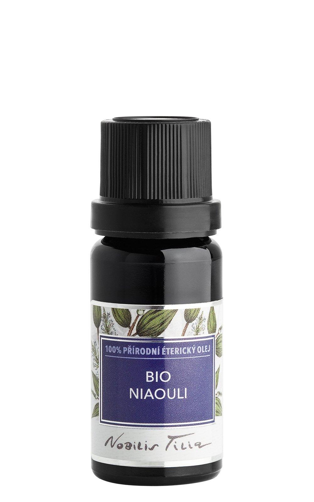 Éterický olej bio Niaouli: 10 ml