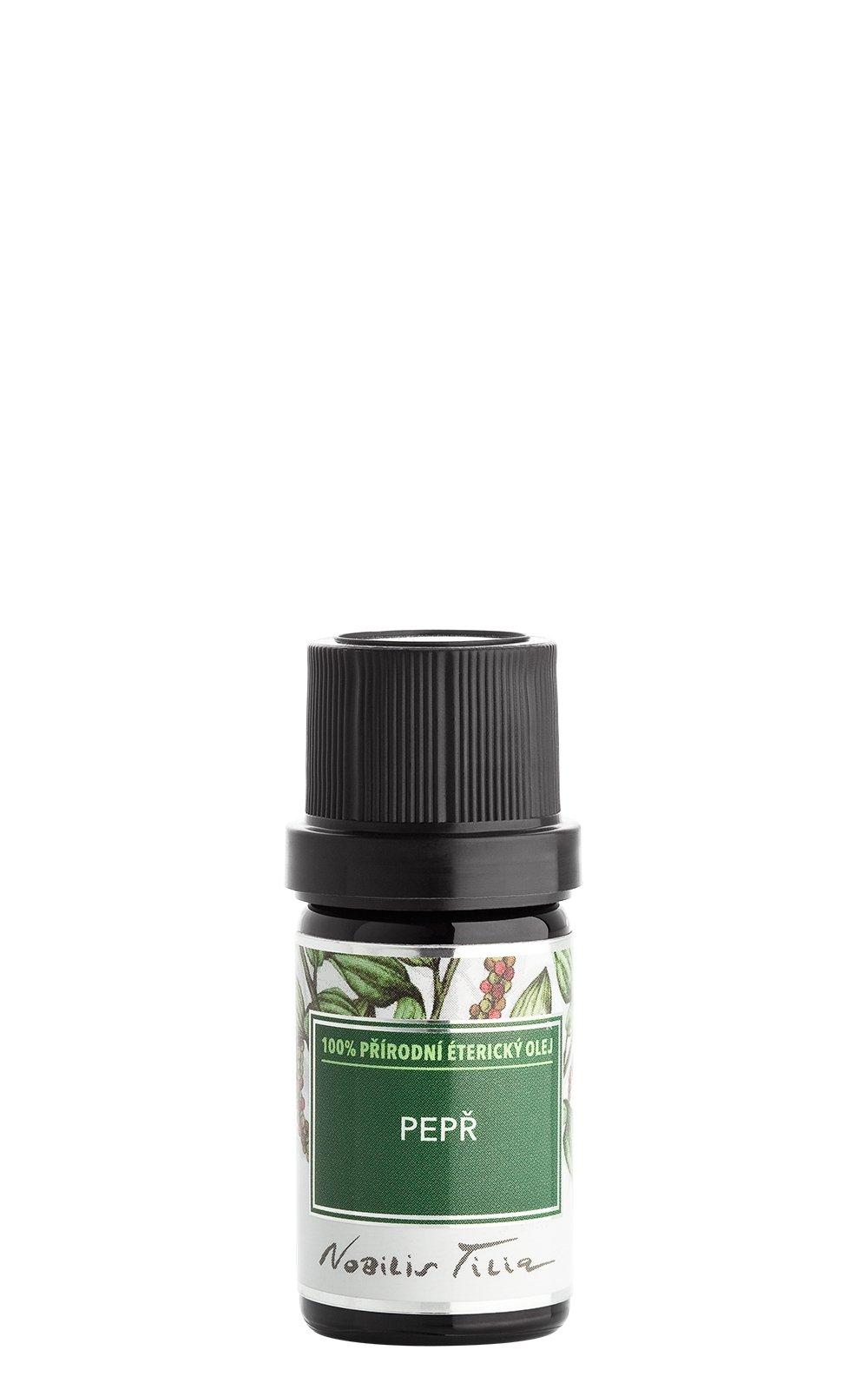Éterický olej Pepř: 5 ml