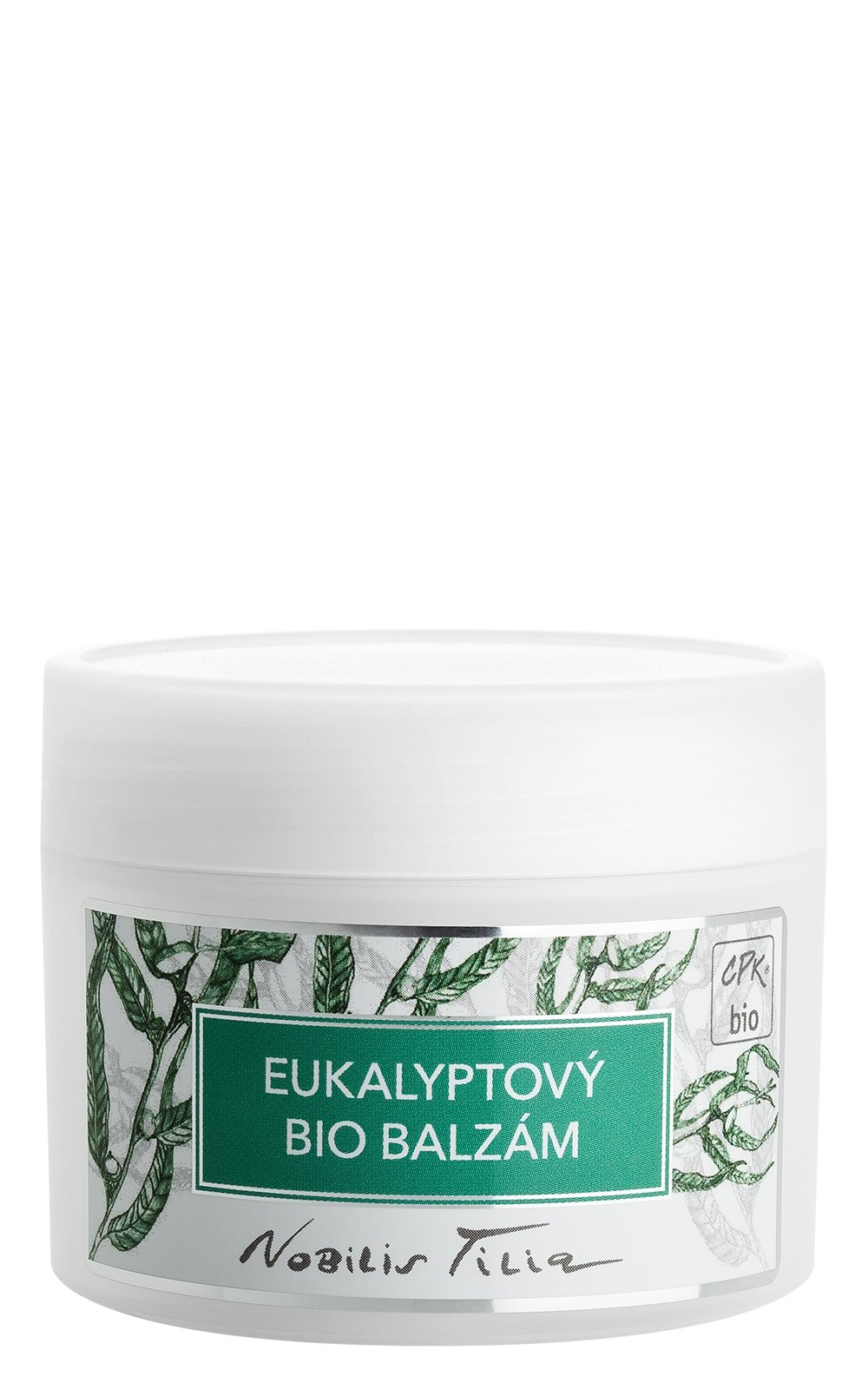 Eukalyptový bio balzám: 50 ml