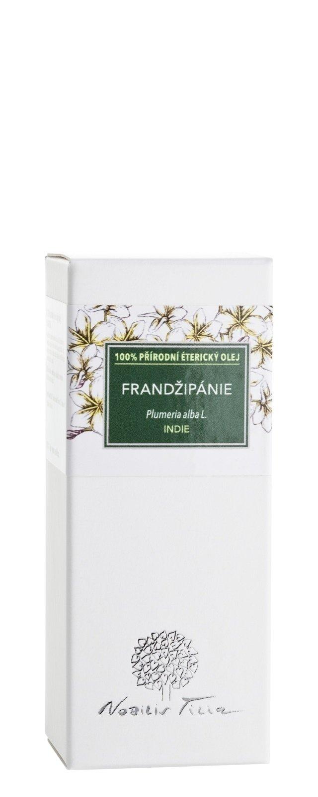 Éterický olej Frandžipánie: 1 ml