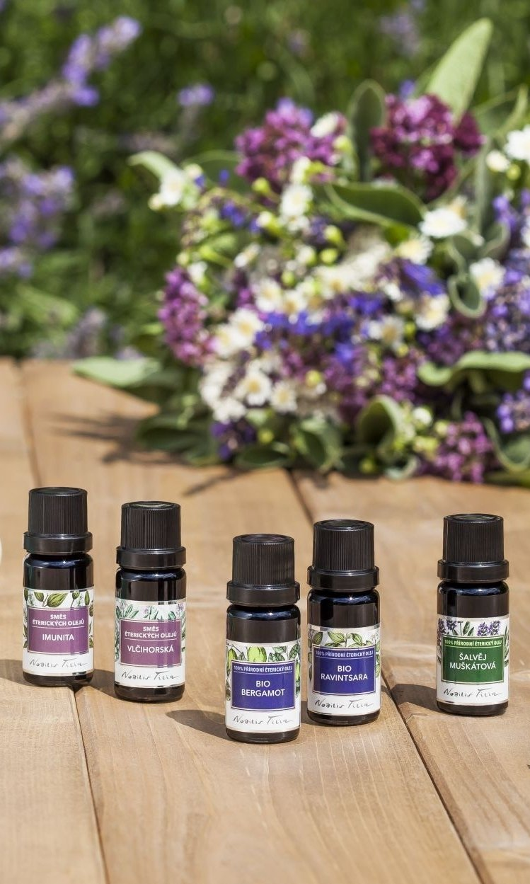 Praktická aromaterapie pro každého: Vlčí Hora, 09. 04. 2021