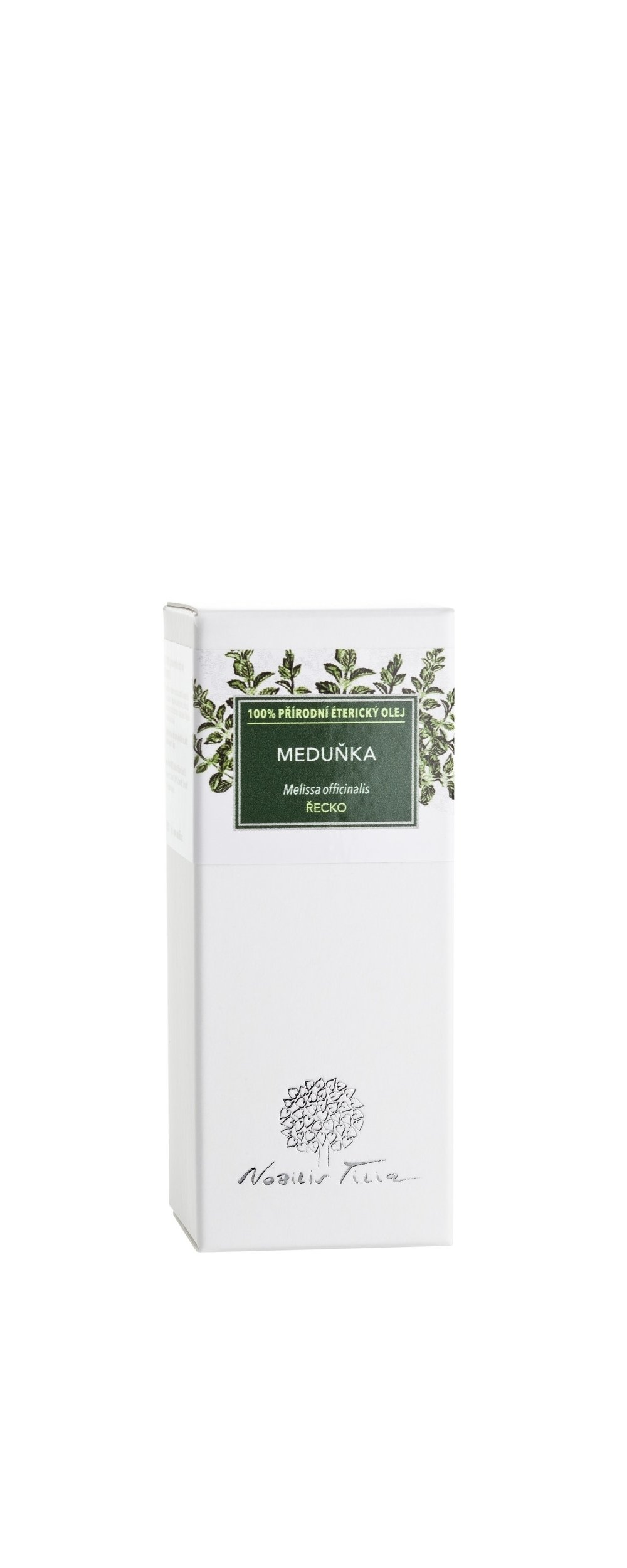 Éterický olej Meduňka