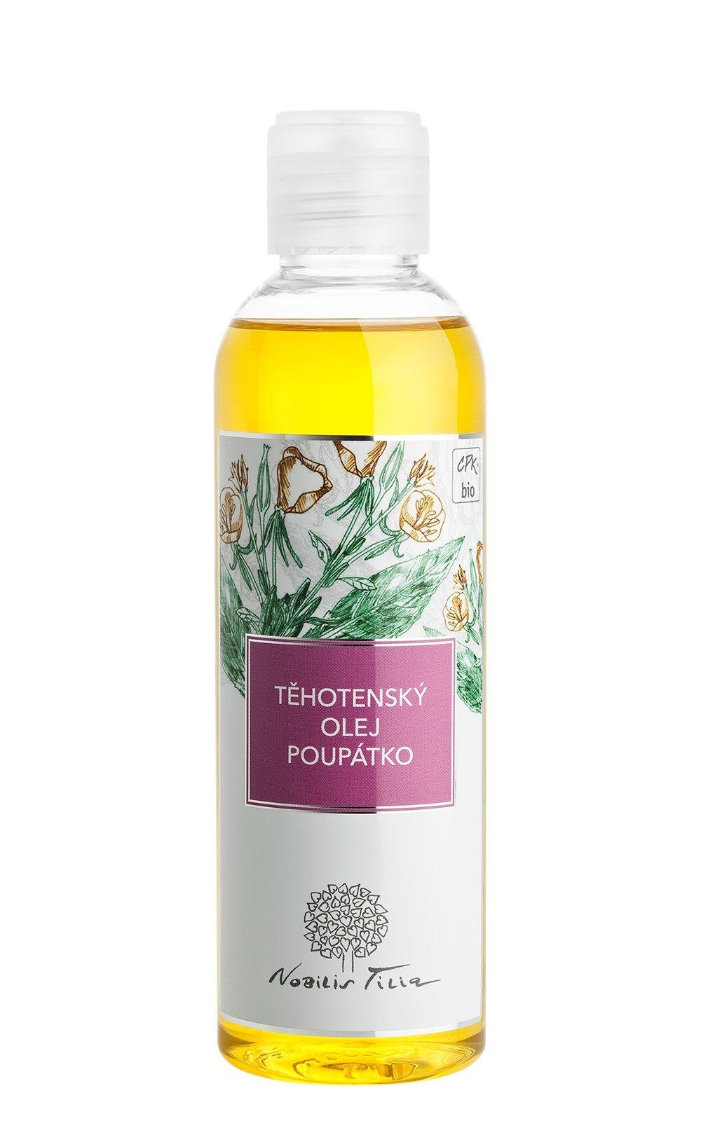 Těhotenský olej Poupátko