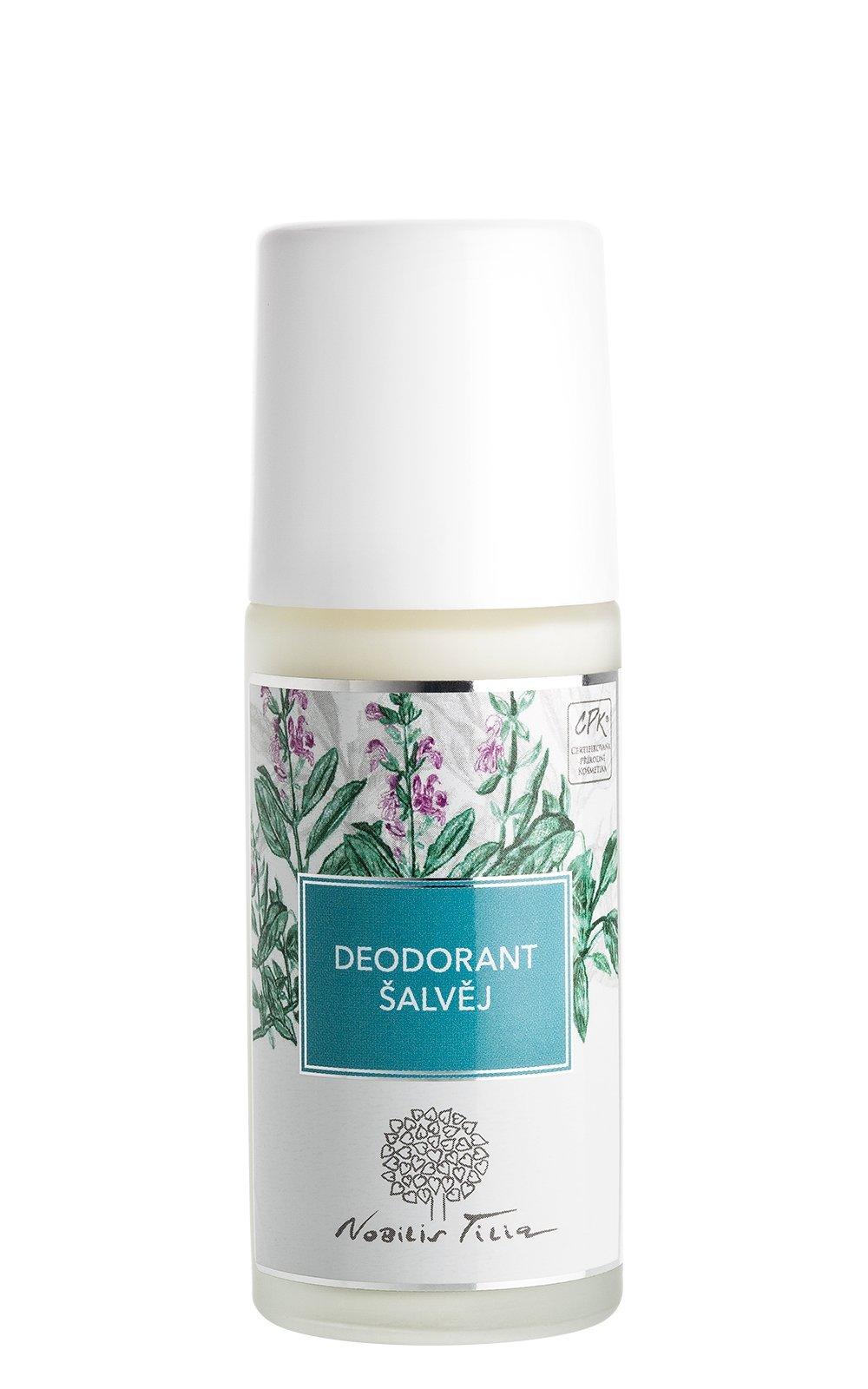Deodorant Šalvěj