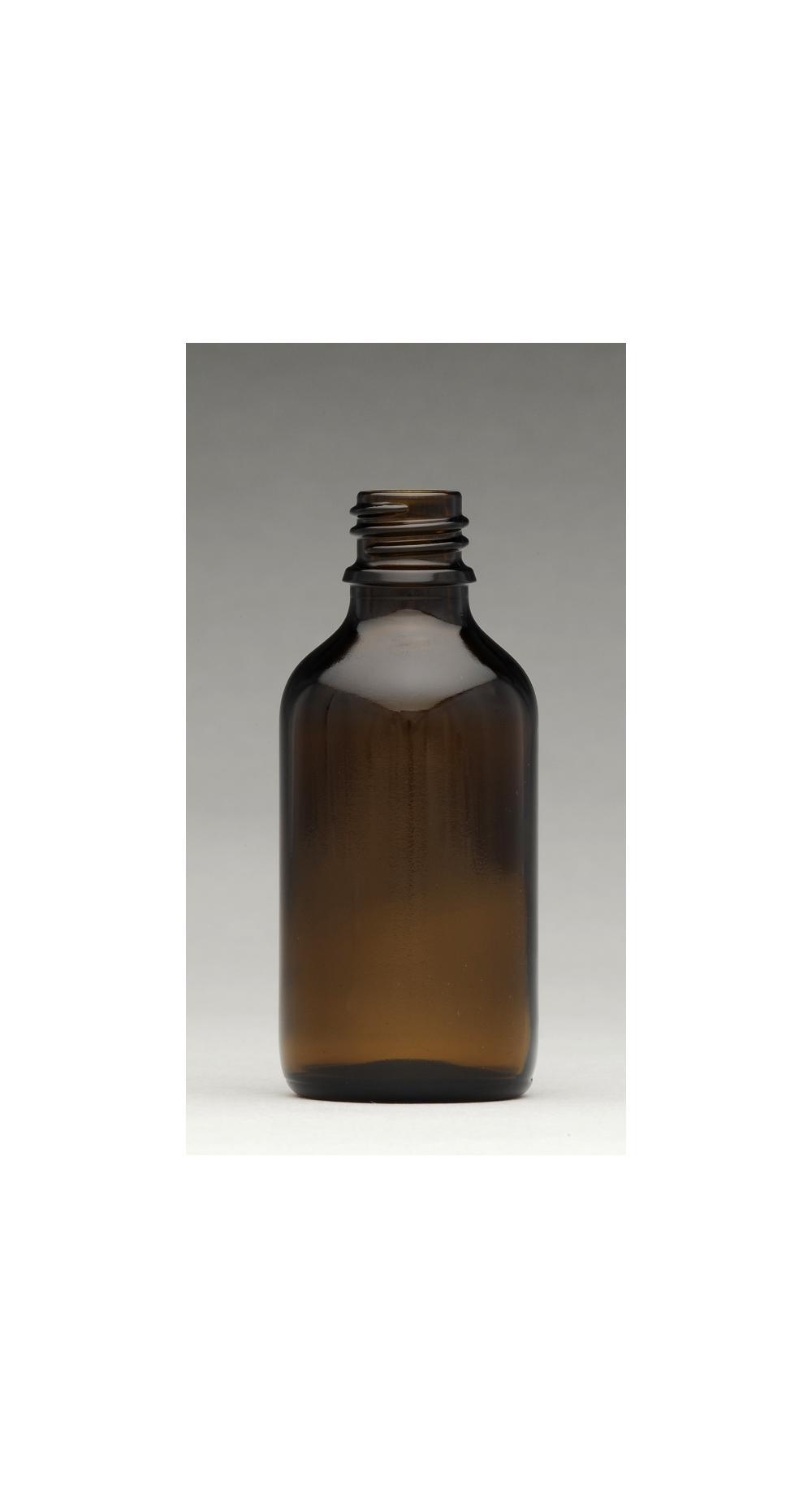 Lahev hnědé sklo 50 ml