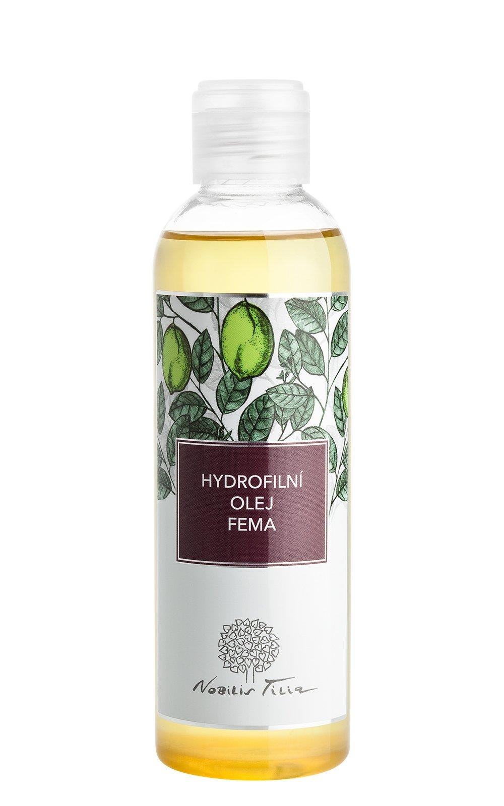 Hydrofilní olej Fema