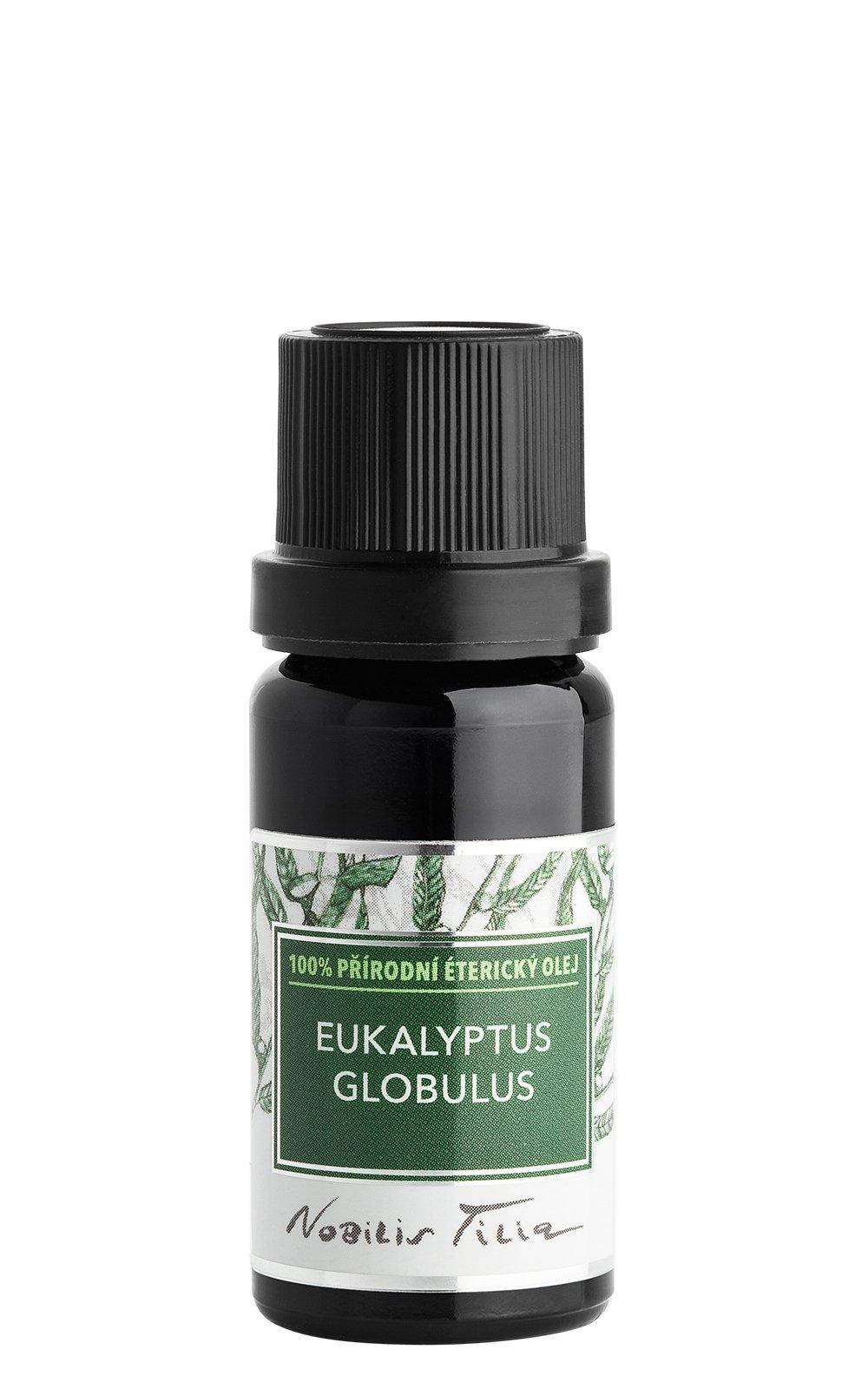 Éterický olej Eukalyptus globulus