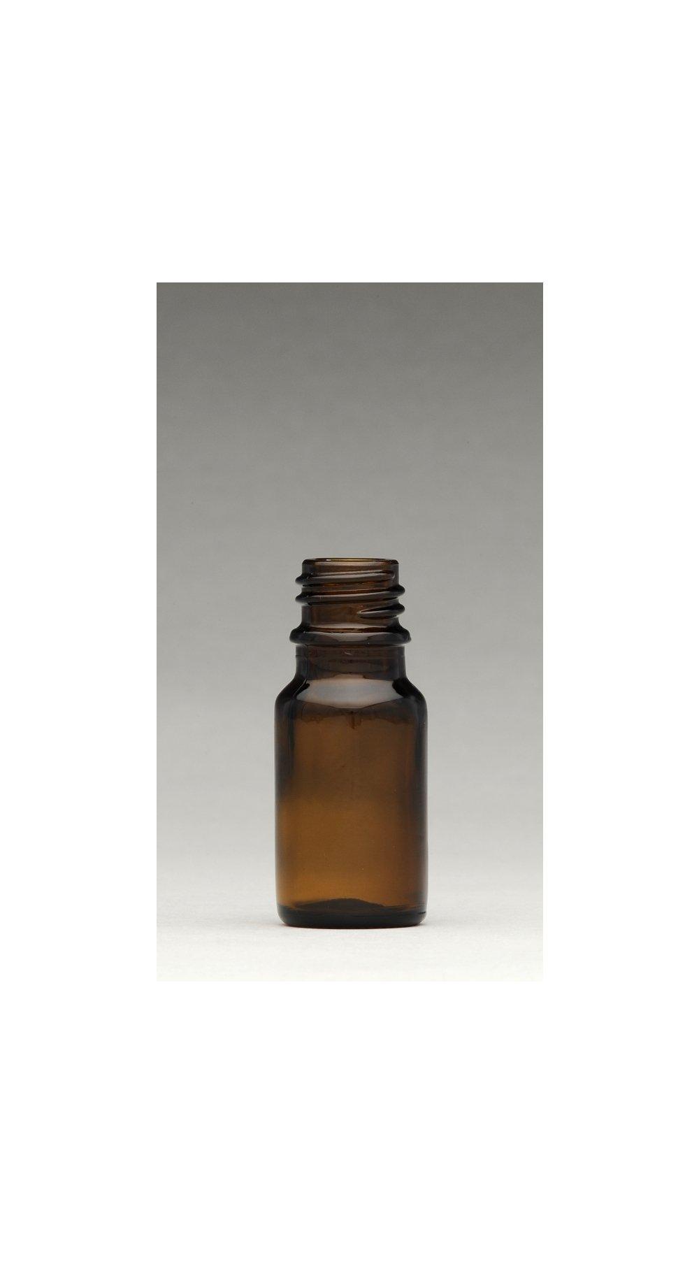 Lahev hnědé sklo 10 ml