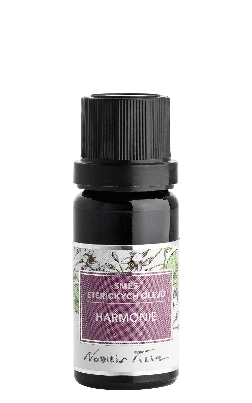 Směs éterických olejů Harmonie