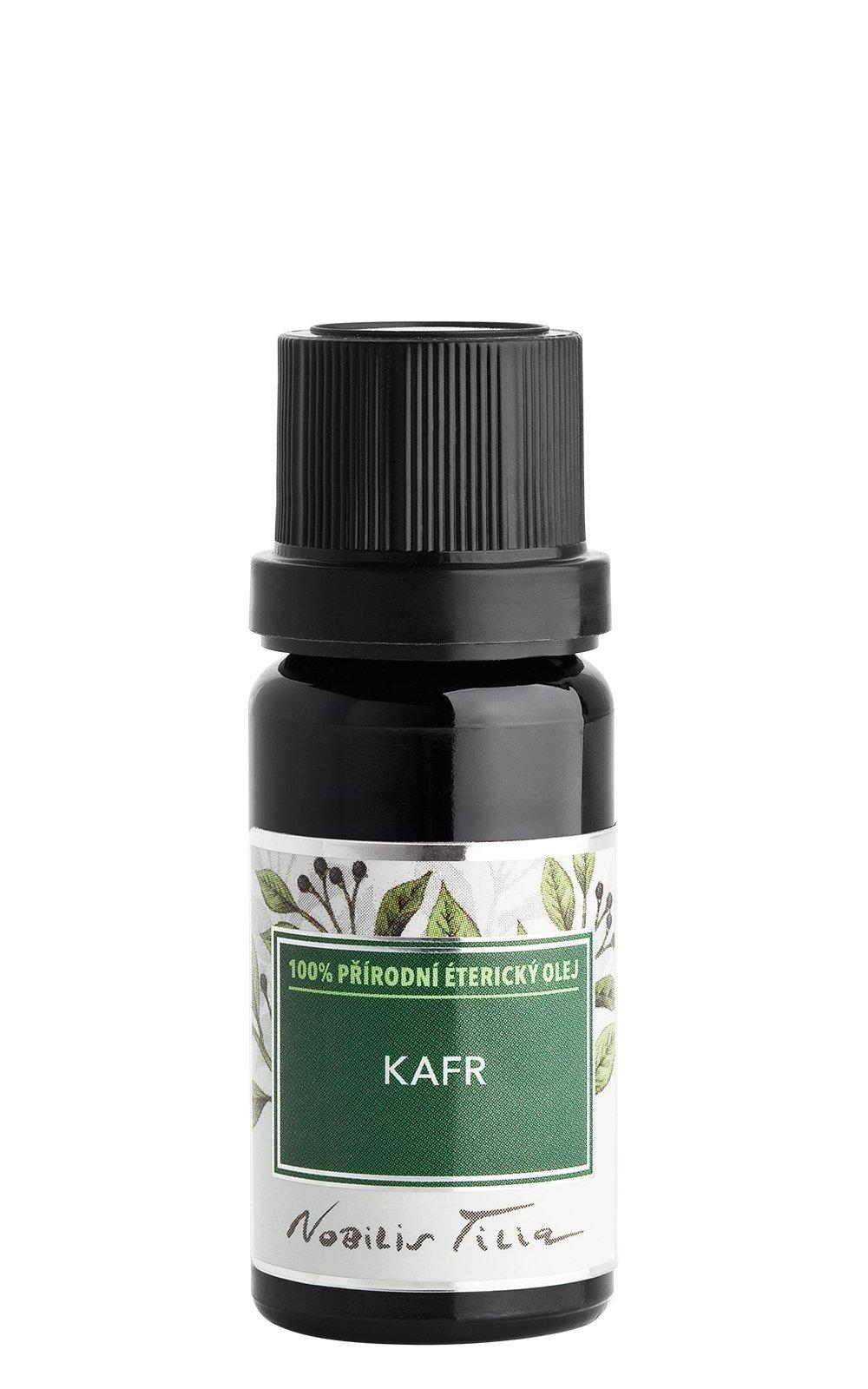 Éterický olej Kafr