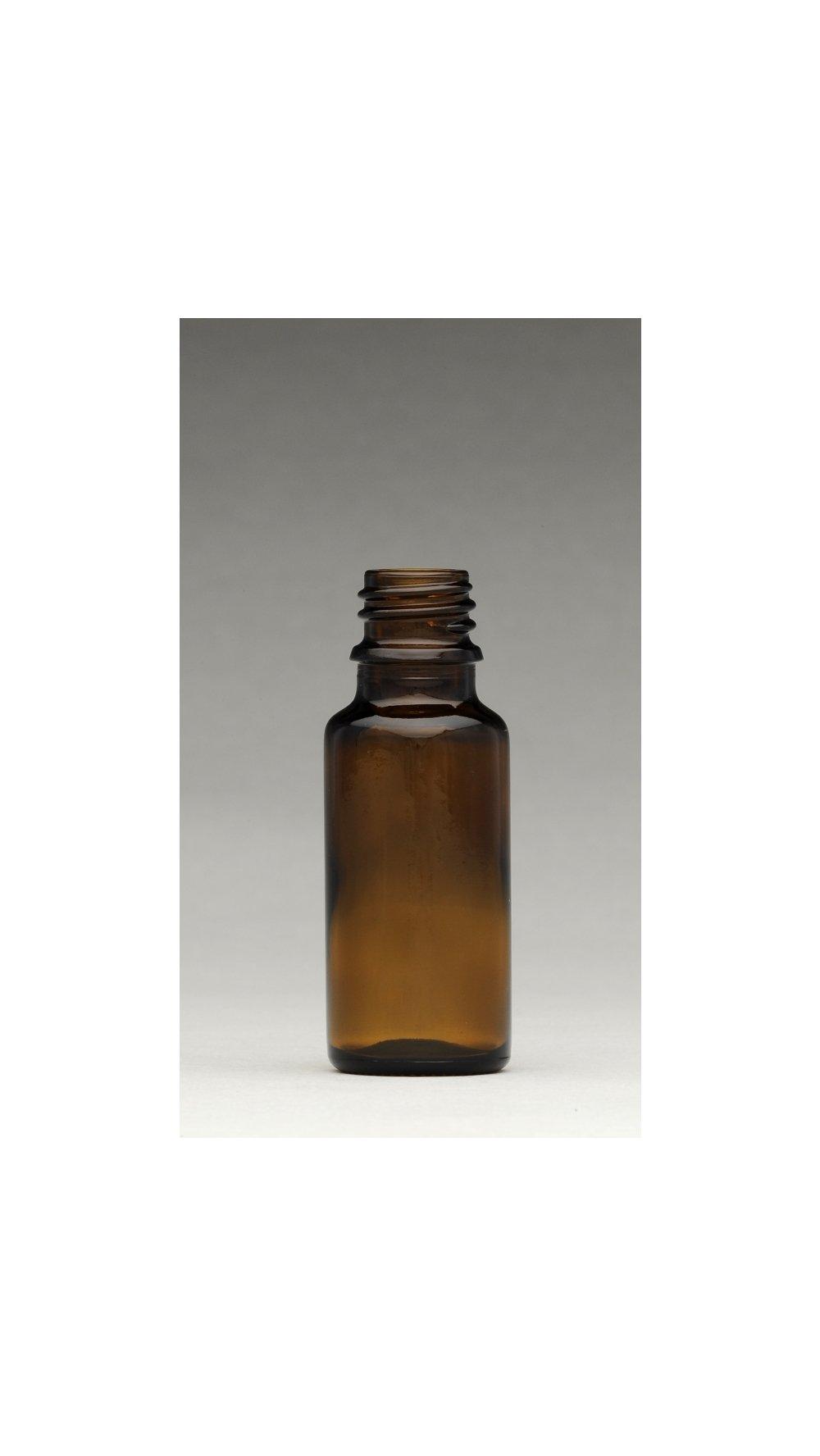 Lahev hnědé sklo 20 ml