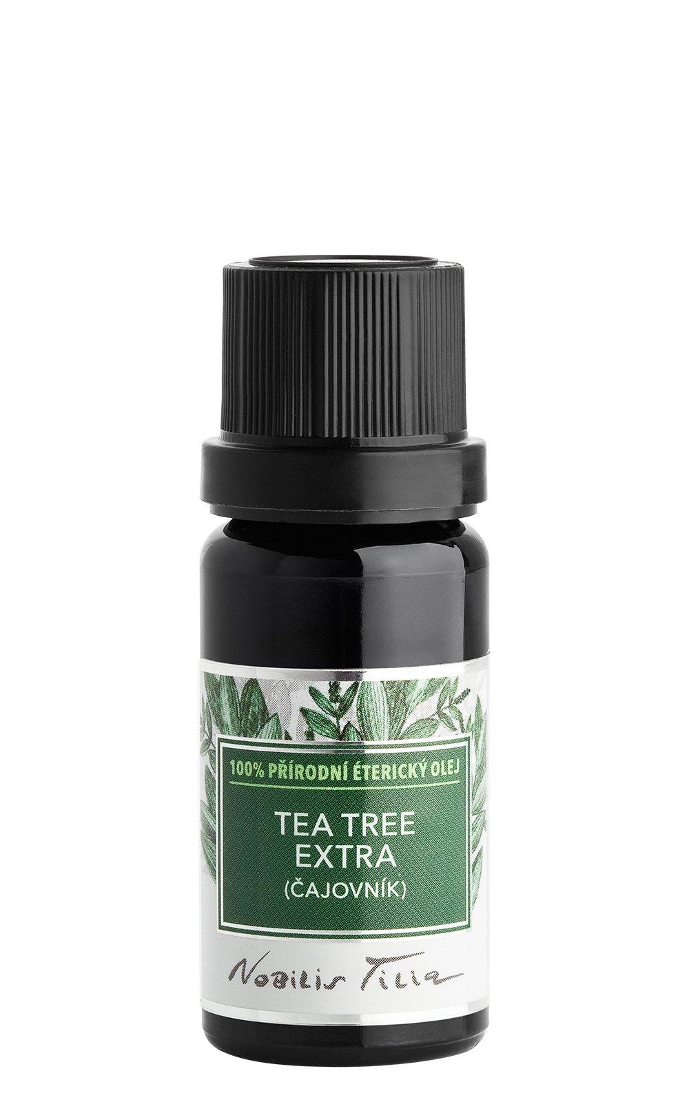 ÉTERICKÝ OLEJ TEA TREE EXTRA (ČAJOVNÍK) tester