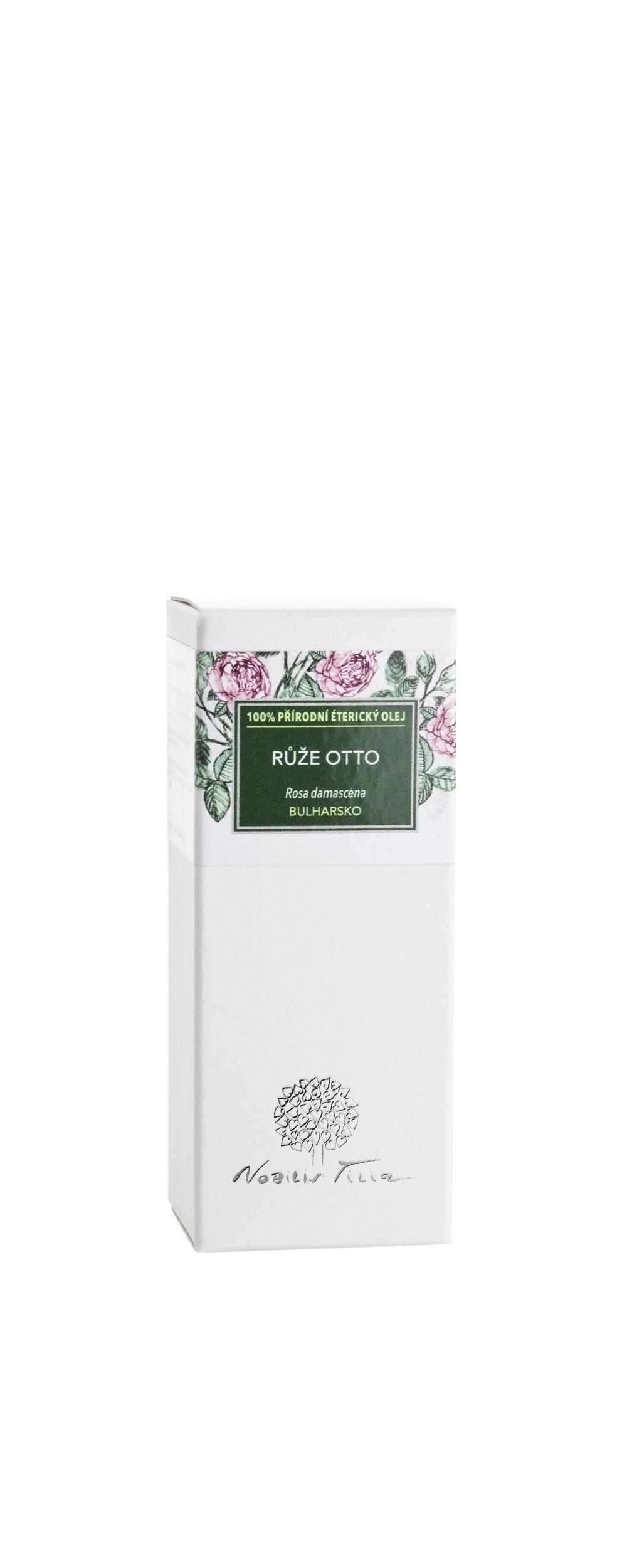 Éterický olej Růže otto