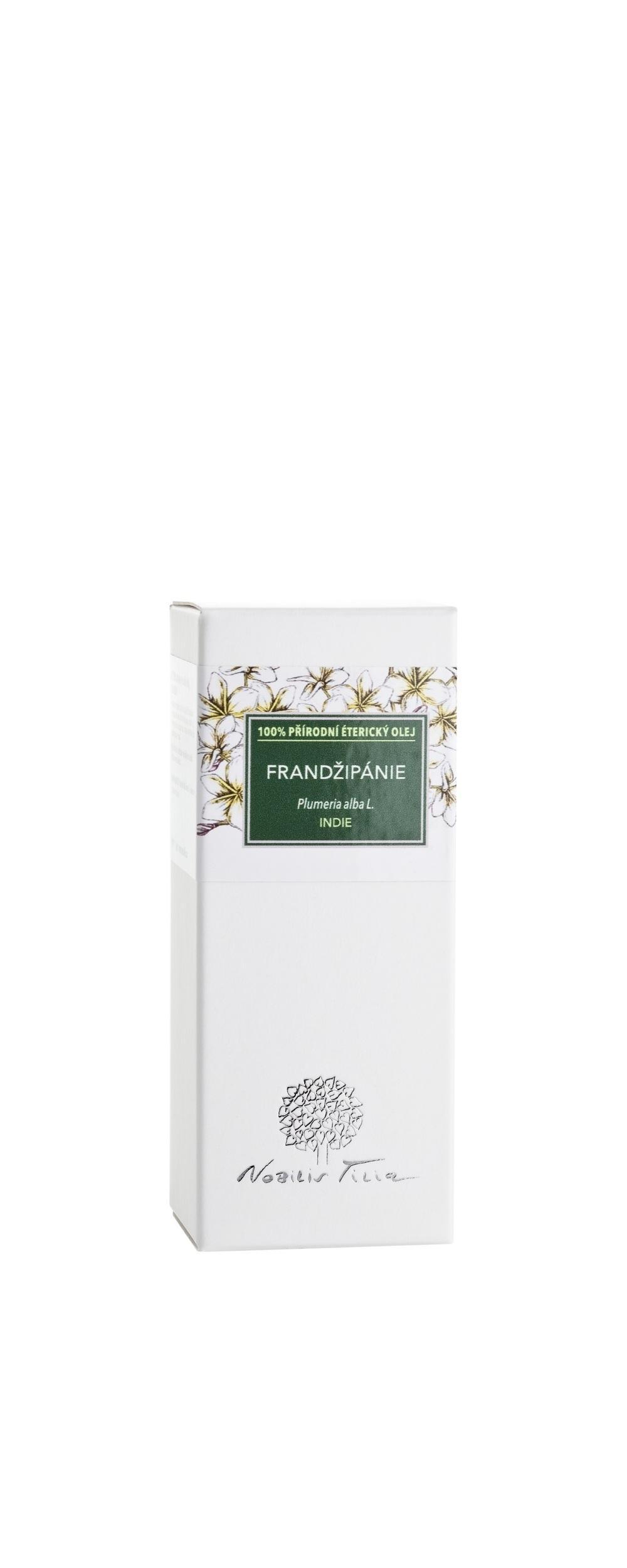 Éterický olej Frandžipánie