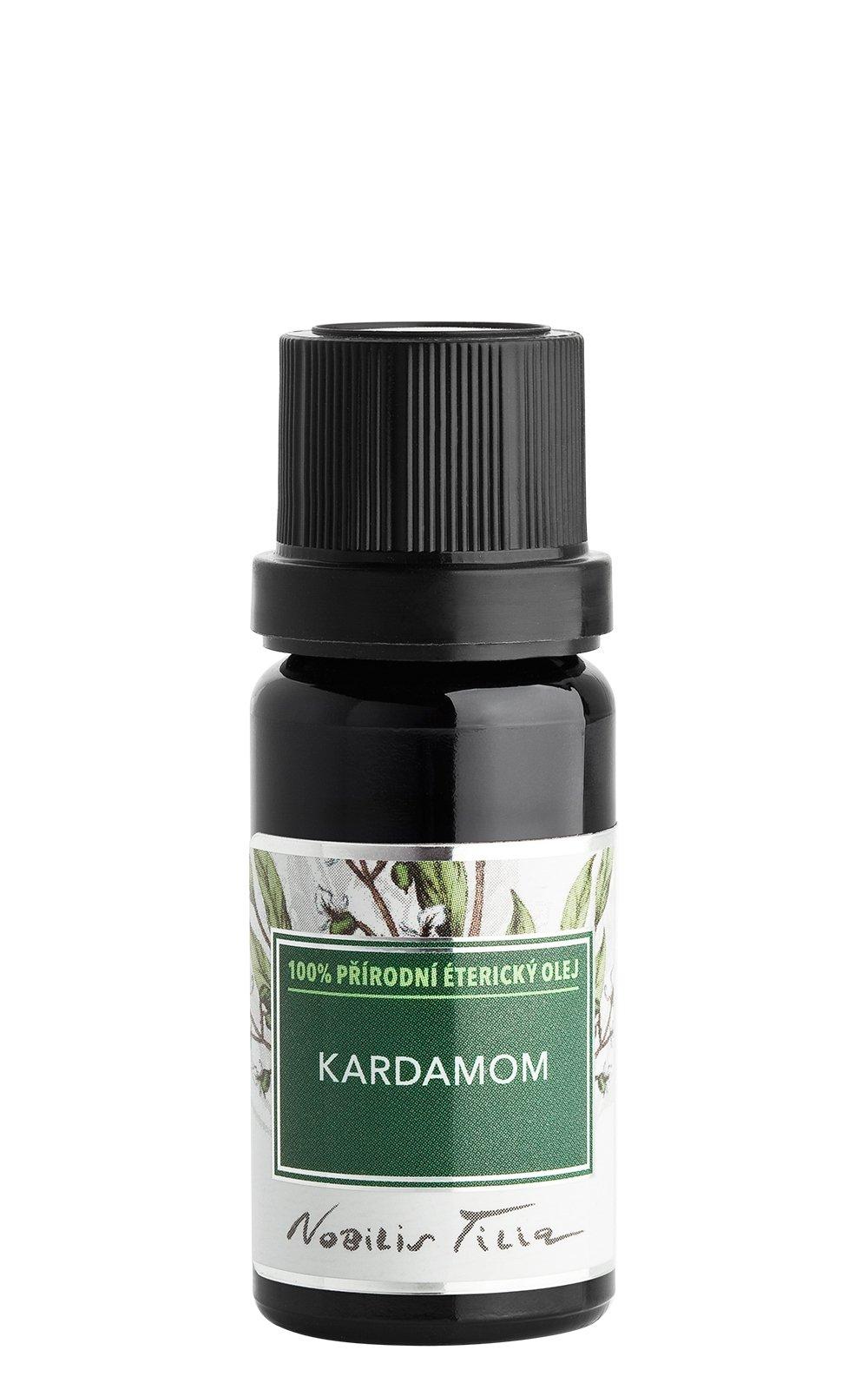 Éterický olej Kardamom