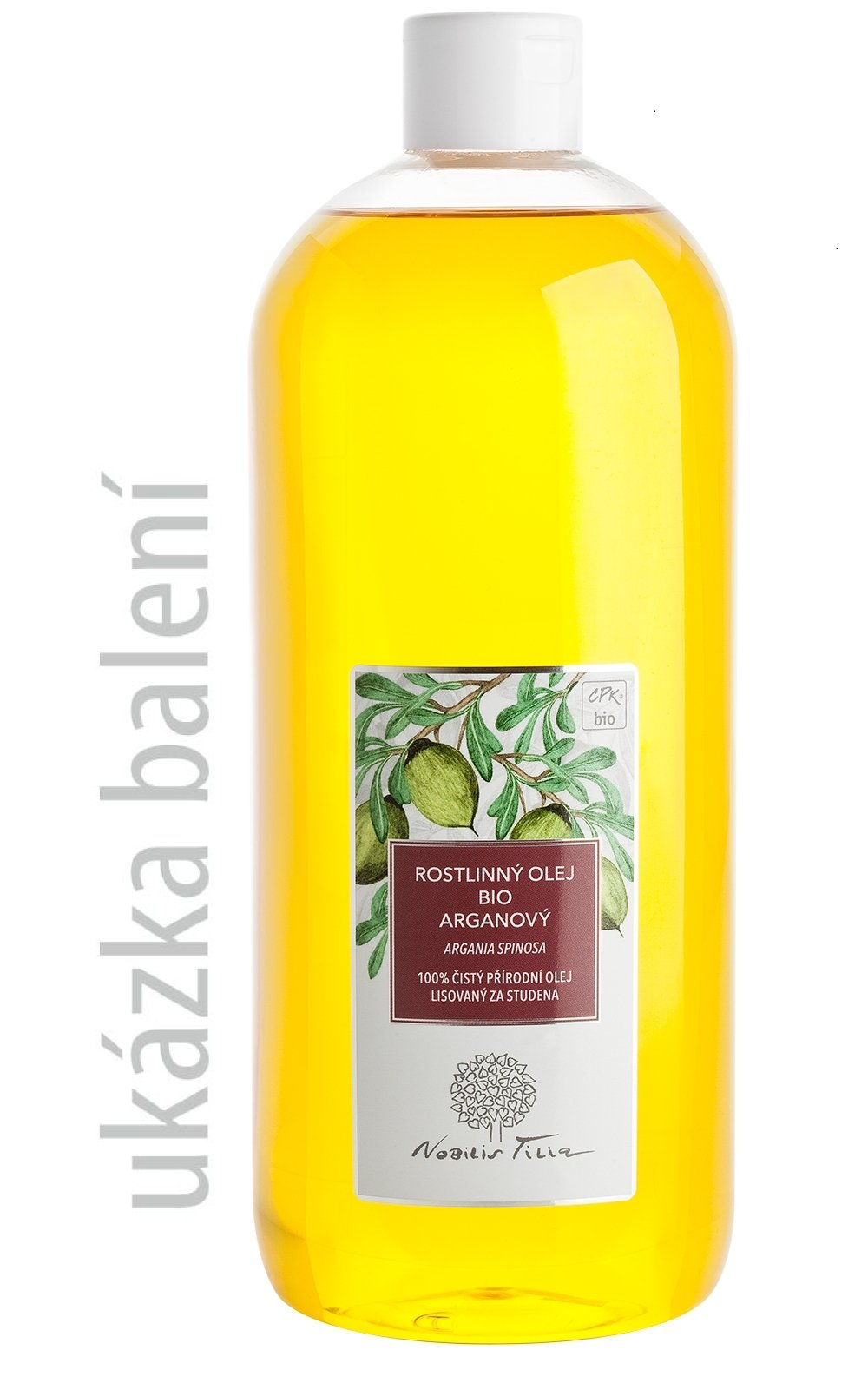 Sezamový olej bio