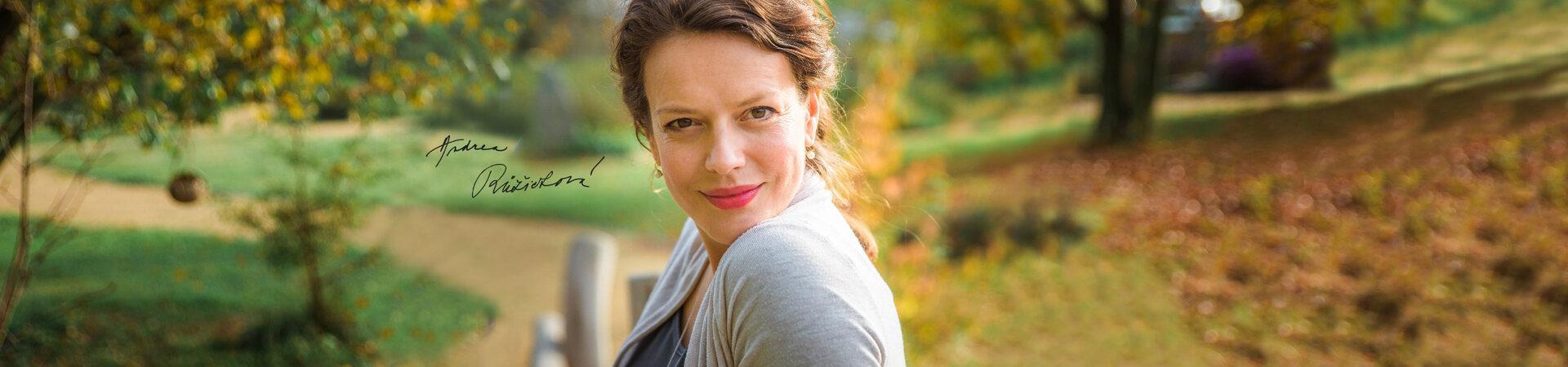 ambasádor značky Andrea Růžičková - prírodná kozmetika nobilis tilia