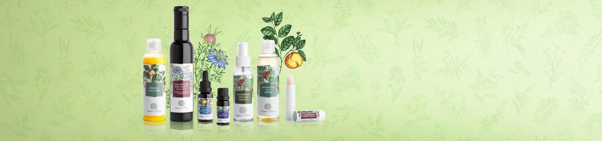 podpora imunity - přírodní kosmetiky Nobilis Tilia