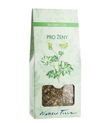 Sypané bylinné čaje - Čaj pre ženy 50 g - XJ006