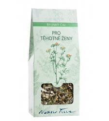 Sypané bylinné čaje - Čaj pro těhotné ženy 50 g - J005