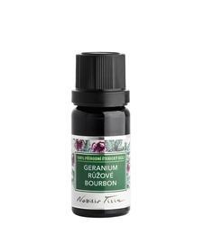 Testry éterických olejů - Geranium růžové, bourbon 2 ml testr sklo - E0023AV