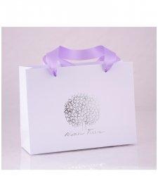 Praktické pomôcky - aromaterapie a kozmetika - Luxusná taška s fialovými ušami - L2013